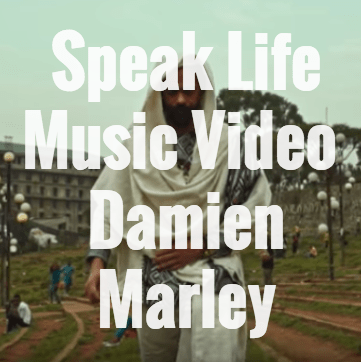 Speak Life Music Video - Damien Marley