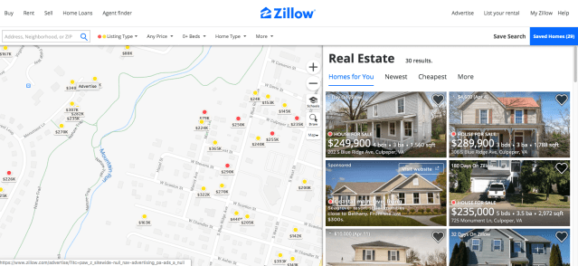 Find Zillow Comps In Your Area