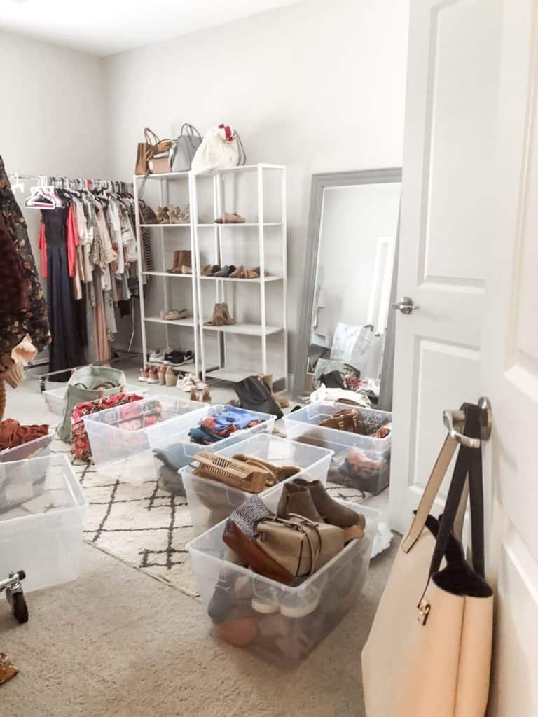 New Closet With California Closets Loverly Grey