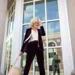 Work Wear Wednesday Velvet Suit Winter Outerwear Loverly Grey