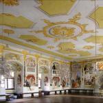 Český Krumlov Castle Masquerade Hall 1