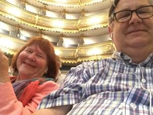 Estates theatre us in seat