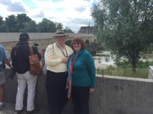 Regensburg Stone Bridge us