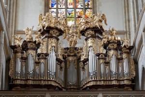 St. Barbora Orgin dl