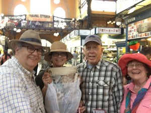 market us with new purses