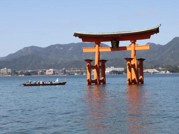 広島 宮島 世界遺産 厳島神社