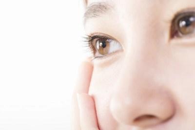 きれいなうるうるの瞳