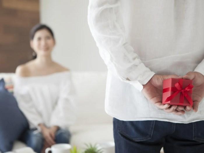 結婚を決めた男性 プロポーズ