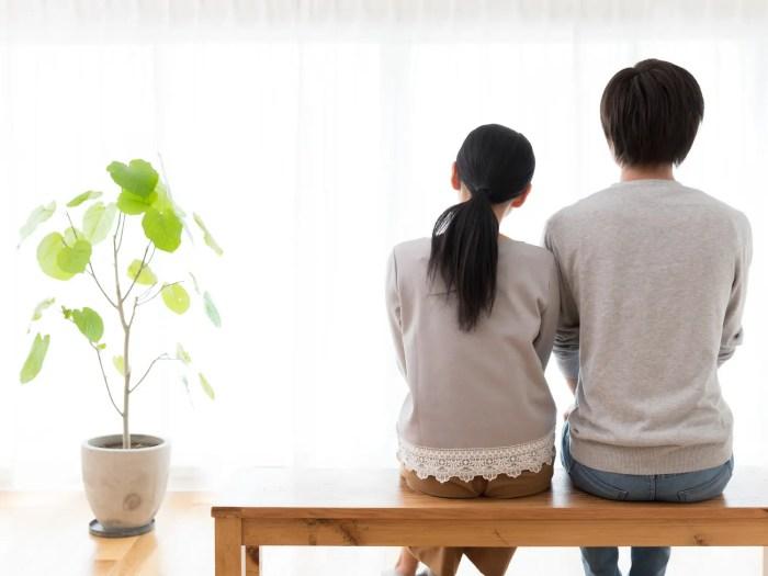 子供がいない夫婦のイメージ