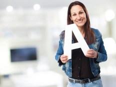 A型の女性