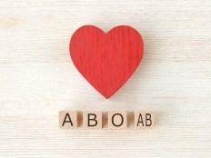 AB型 血液型イメージ