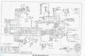 Review of HarleyDavidson 1340 Softail Custom FXSTC 1989: pictures, live photos & description