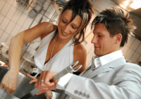 Cooking Together Strengthens Relationship