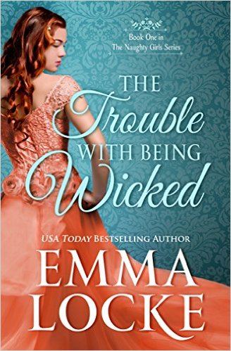 GIVEAWAY: The Trouble With Being Wicked