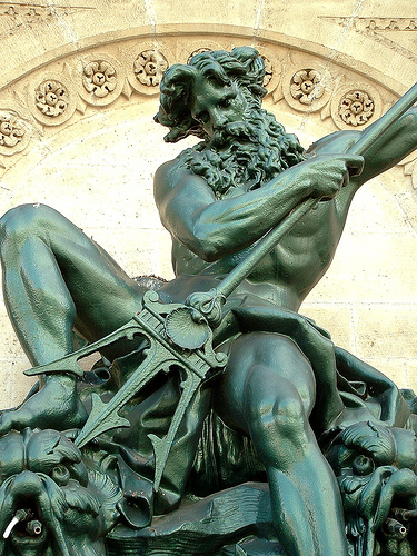 Neptune the Sea God - Lovesail Sailing, Dating, Friendship