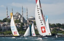 extreme sailing series istanbul
