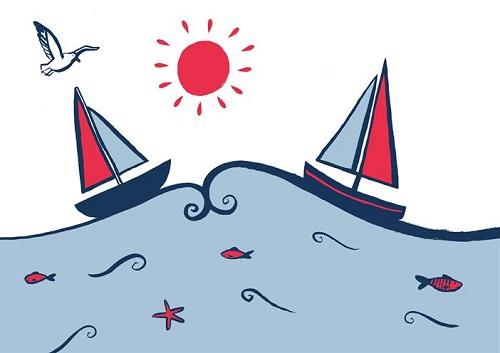 more summer sailing posts