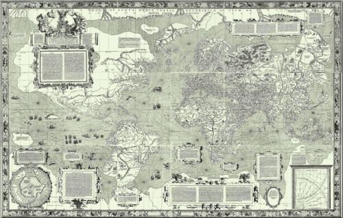 mercator maps