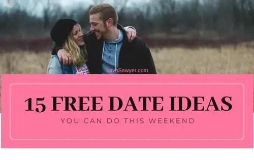 15 Free Date Ideas