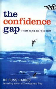 introvert books the confidence gap by dr russ harris