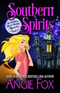 Free Cozy Mystery Southern Spirits