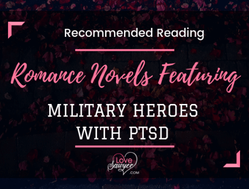 Romance Novels Featuring Military Heros with PTSD
