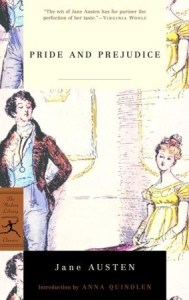 Best romance novels pride and prejudice by jane austen