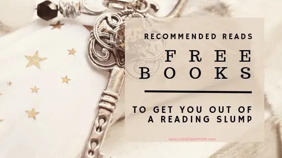 Free Books to Break a Reading Slump