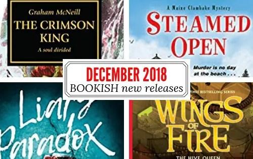 December 22 - 28, 2018 new release books