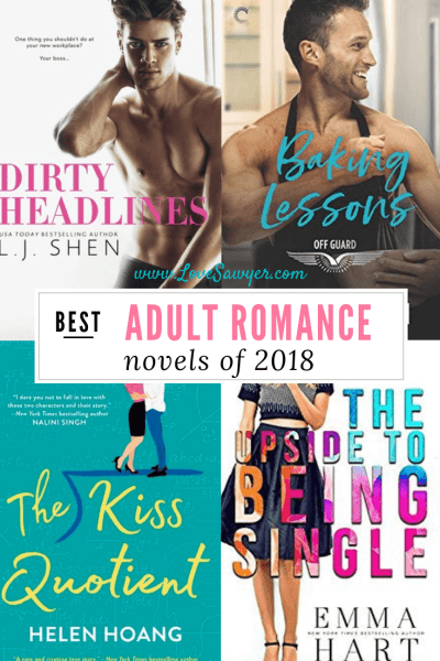 Best romance novels of 2018