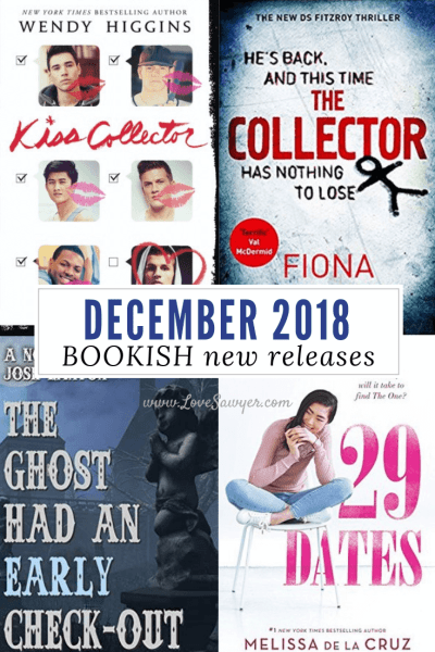 December 15 - 21, 2018 new release books