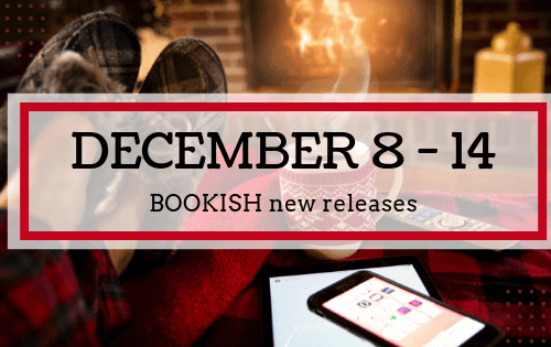 December 8 - 14 new book releases