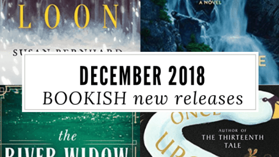 December 2018 bookish new releases
