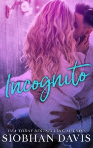 Awesome book covers - Incognito be Siobhan Davis