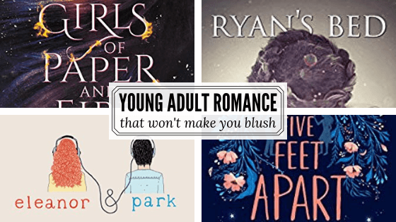 Young Adult Romance Novels