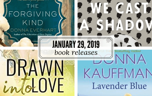 January 29, 2019 book releases