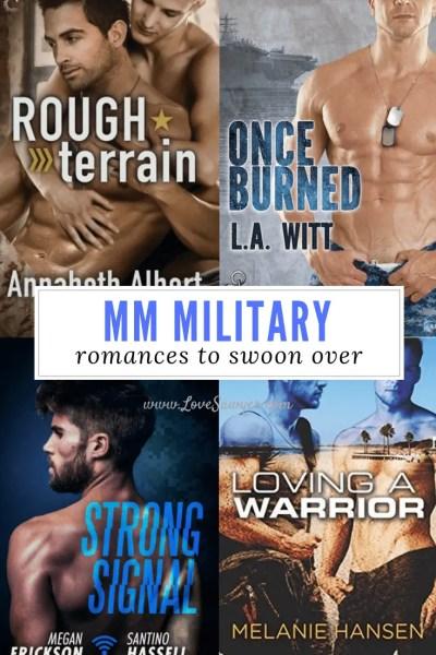 Men in Uniform MM Military Romance Novels