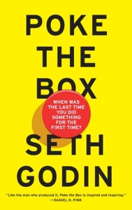 Non-Fiction Books you can Read in a Day: Poke the Box by Seth Godin