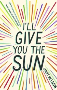 best young adult romance novels i'll give you the sun by jandy nelson