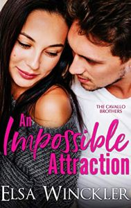 February 4, 2019 book releases An Impossible Attraction by Elsa Winckler
