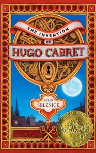 Books for Boys who hate reading the invention of hugo cabret by brian selznick