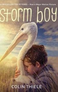 2019 book to movie adaptations Storm Boy by Colin Thiele
