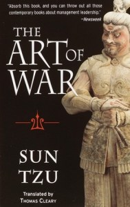 Non-Fiction Books you can Read in a Day: the Art of War by Sun Tzu