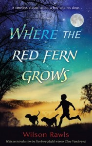 Most depressing childrens books Where the Red Fern Gorws by Wilson Rawls