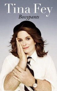 funny books BOSSYPANTS by tina fey