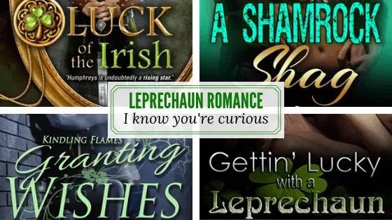 Romance Novels with Leprechauns