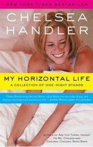 funny books my horizontal life by chelsea handler