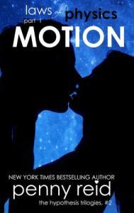 February 12, 2019 book releases motion by penny reid