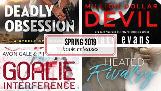 Most Anticipated New Release Books of Spring 2019