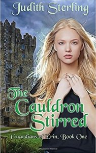 romance novels with leprechauns the cauldron stirred by judith sterling